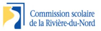 COMMISSION SCOLAIRE DE LA RIVIERE DU NORD LOGO